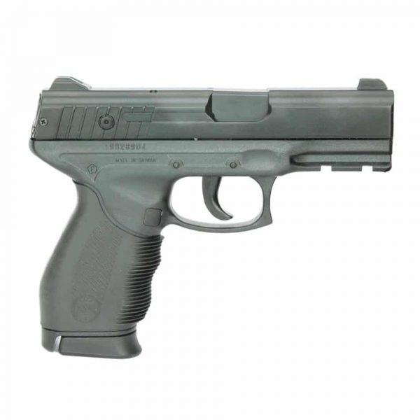 Pistola Airgun KWC 24/7 Spring 4,5mm Full Metal