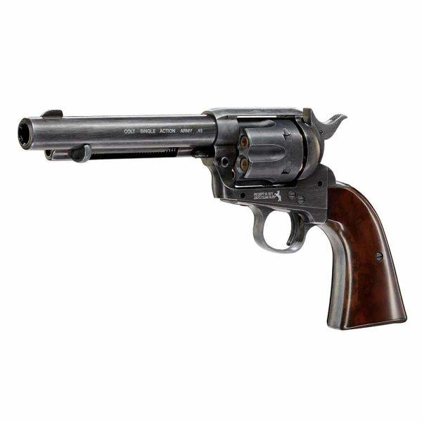 Revólver Colt Single Action SAA .45 Co2 4,5mm Umarex