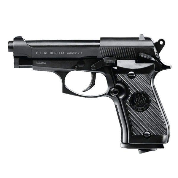 Pistola Airgun Beretta 84FS Blowback Co2 4,5mm Umarex