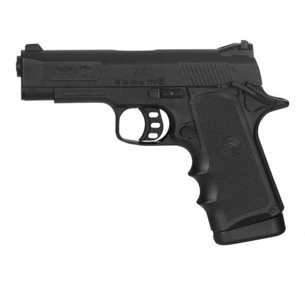 Pistola Airgun Gamo V3 1911 Co2 Metal Slide 4,5mm