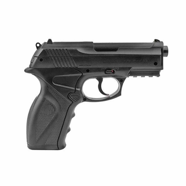Pistola Airgun C11 6mm Co2 BB Steel Rossi Wingun