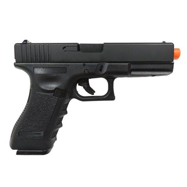Pistola Airsoft Glock 18c Army R18 GBB Full Auto Kit