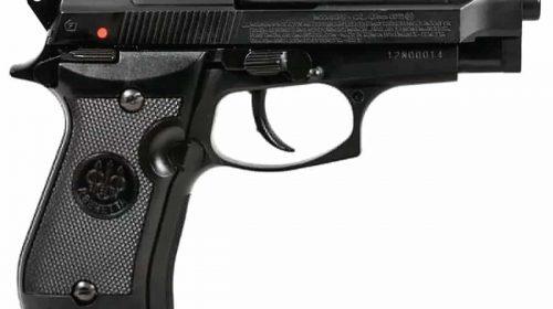 Pistola Beretta 84FS Blowback Co2 4,5mm Umarex