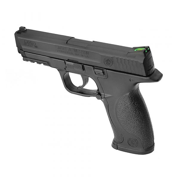 Pistola Smith Wesson M&P40 Co2 4,5mm Metal Slide