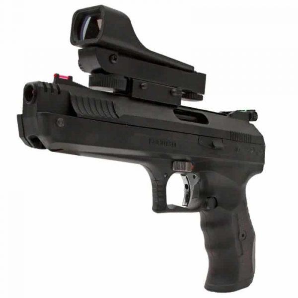 Pistola Airgun Beeman 2006 5,5mm com Red Dot Kit
