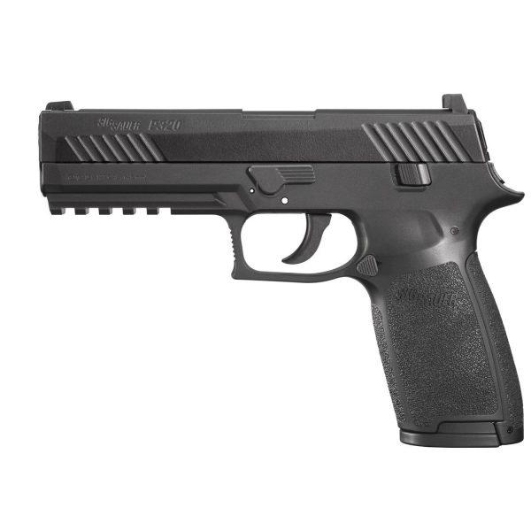 Kit Pistola Chumbinho Sig Sauer P320 Co2 Blowback 4,5mm