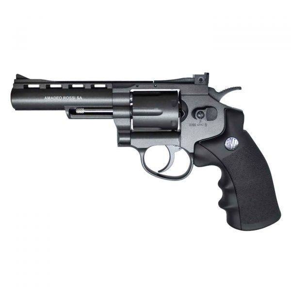 Revólver Airgun Rossi M701 Full Metal Co2 4,5mm