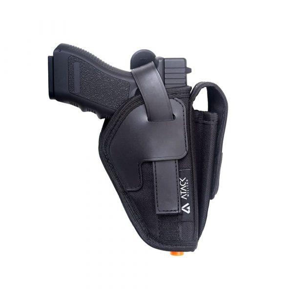 Coldre Universal de Cintura Tático Concept Porta Carregador