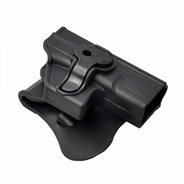 Coldre Externo Cytac de Polímero Glock CY-G19