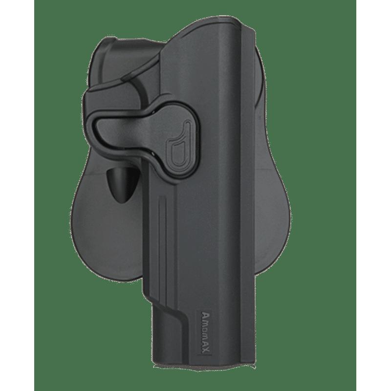 Coldre Para Pistola Colt 1911 Externo em Polímero