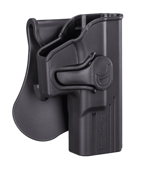 Coldre Pistola Glock G19 Externo em Polímero