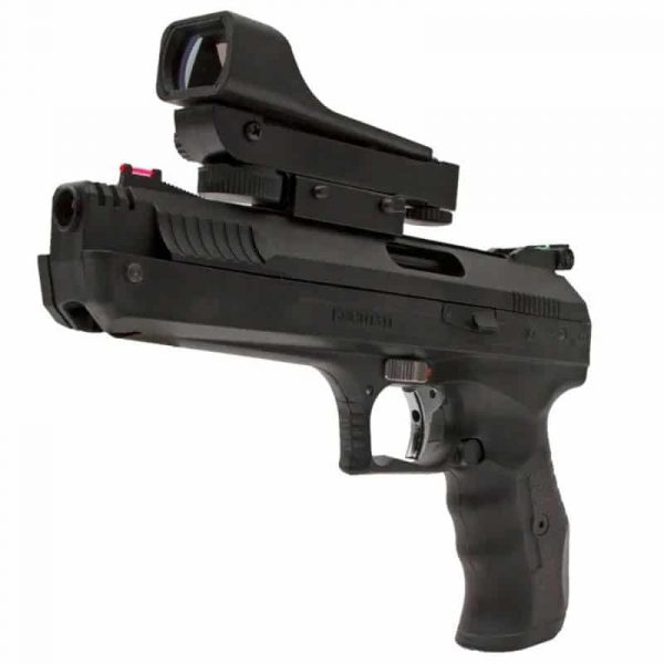 Pistola Airgun Beeman 2006 4,5mm com Red Dot Kit