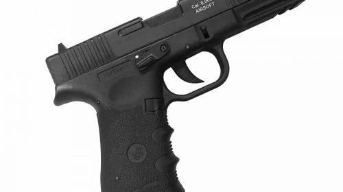 Pistola Airsoft Wingun W119 Slide Metal Co2 6mm Kit