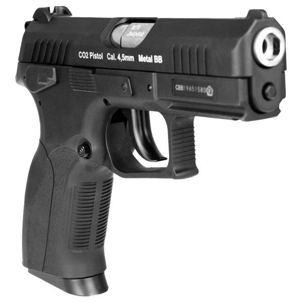 Pistola de Pressão CZ300 W129 Wingun Co2 4,5mm + Coldre