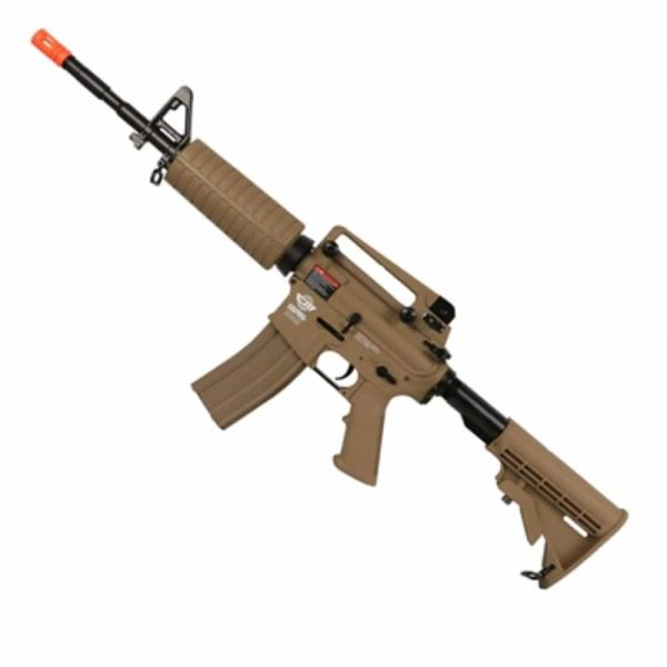 Rifle Airsoft M4 G&G CM16 Carbine Desert TAN AEG 6mm