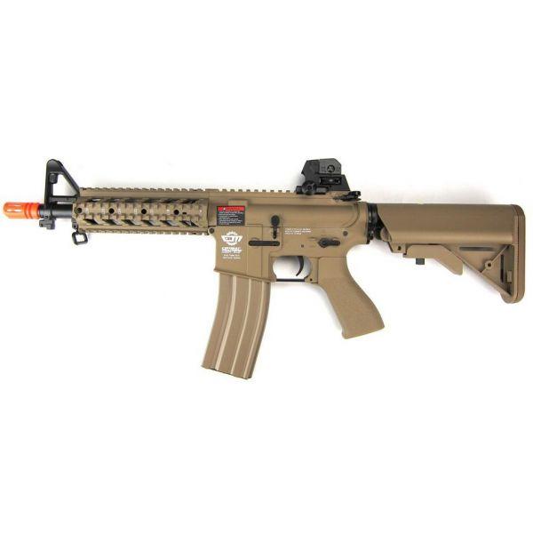 Rifle Airsoft G&G CM16 Raider Desert Elétrico AEG 6mm