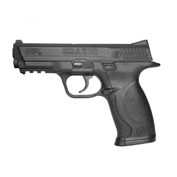 Pistola Airgun Smith Wesson MP40 Co2 4,5mm + Coldre