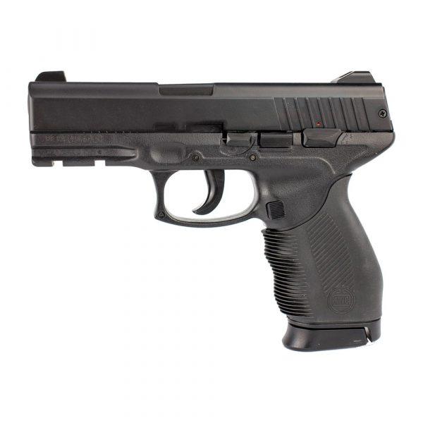 Pistola de Pressão KWC 24/7 CO2 4,5mm ABS Kit