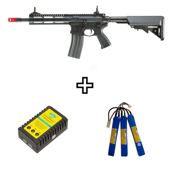 Rifle Airsoft M4 CM16 Raider 2.0 G&G AEG 6mm Kit