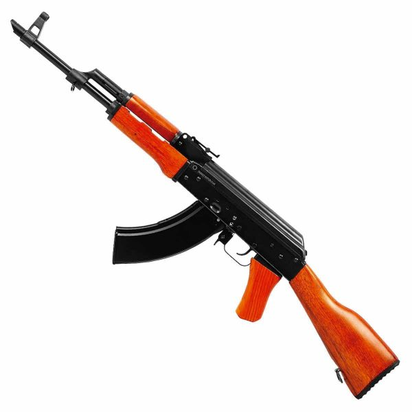 Rifle Ak47 Co2 Kalashnikov Airgun 4,5mm Full Metal