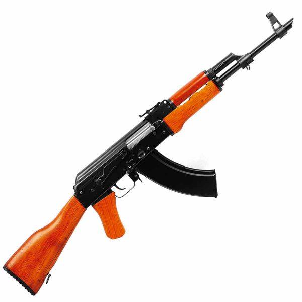 Rifle Ak 47 Co2 Kalashnikov Airgun 4,5mm Full Metal Kit