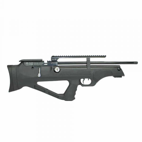 Carabina PCP Hatsan FlashPup Black 5,5mm + Capa