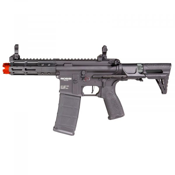 Rifle Rossi Neptune PDW 5.5″ M4 Metal Airsoft 6mm