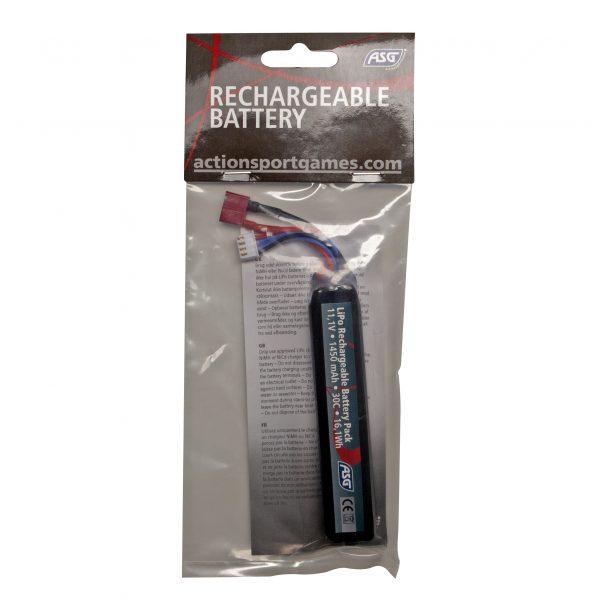 Bateria Lipo 11.1v 1450mAh 30c ASG