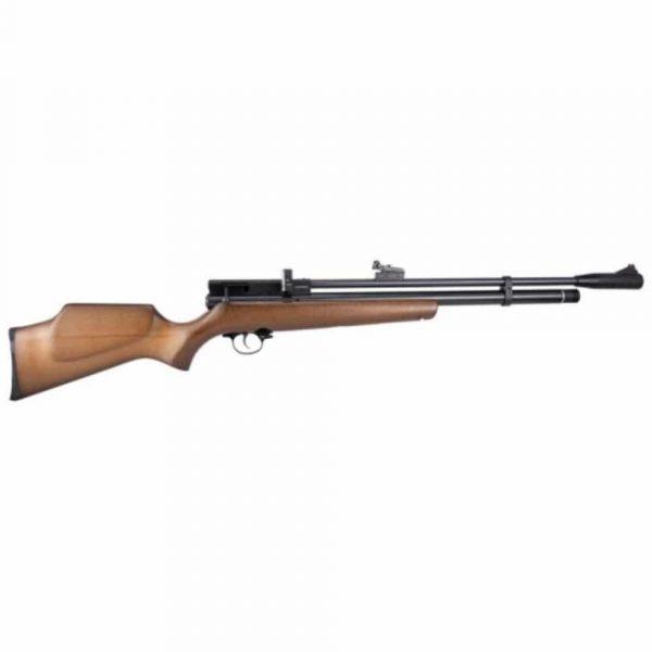Carabina PCP Beeman 1338 Madeira 5,5mm .22 + Capa