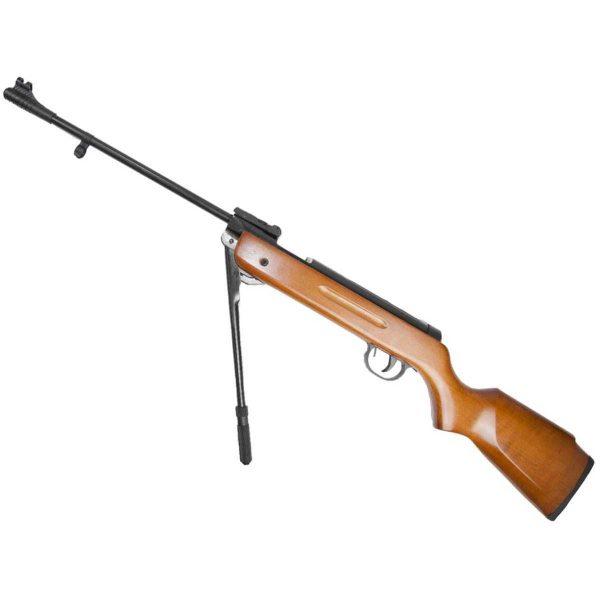 Carabina de Pressão Fixxar Nitro West 5,5mm .22 Madeira