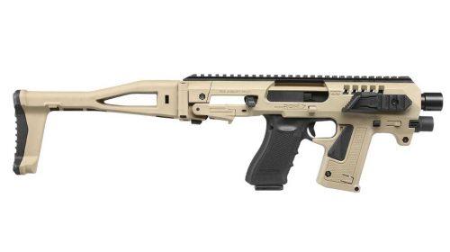 Kit de Conversão Micro Roni CAA Pistola Glock TAN