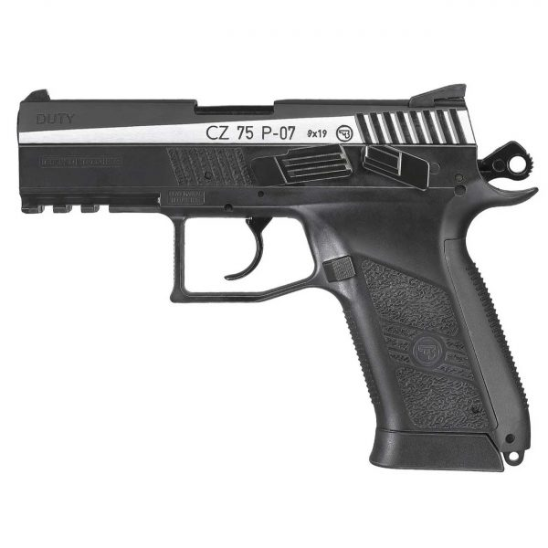 Pistola CZ 75 P07 Duty Dual Tone ASG CO2 4,5mm
