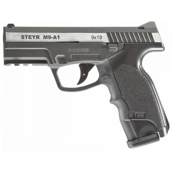 Pistola Airgun Steyr M9 A1 Metal Slide Co2 4,5mm