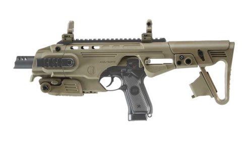 Kit Roni CAA Desert Pistola Beretta M9/M92/PT92 Airsoft