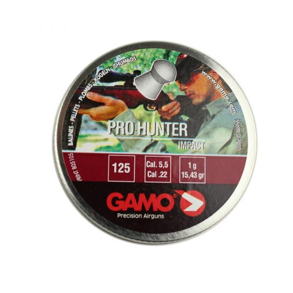 Chumbinho Gamo Pro Hunter 5,5mm .22 125un
