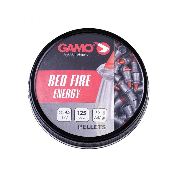 Chumbinho Gamo Red Fire 4,5mm .177 125un