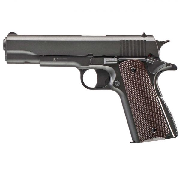 Pistola Chumbinho 1911 KWC CO2 Slide Metal 4,5mm + Magazine + Coldre