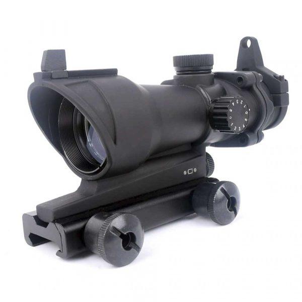 Mira Red Dot Acog 1x32mm EVO Ponto Vermelho Para Rifles