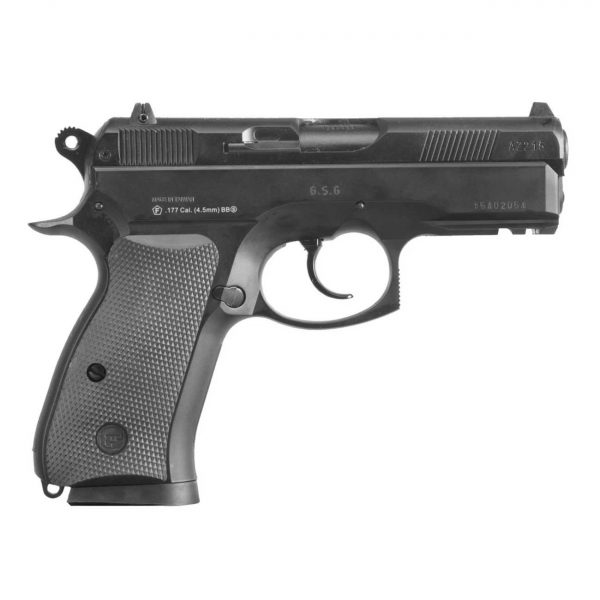 Pistola Airgun CZ 75D Compact Co2 4,5mm