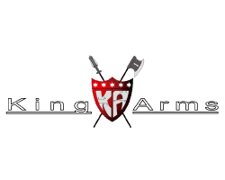 BBs de Airsoft King Arms 0,25g Esfera 6mm 4000un