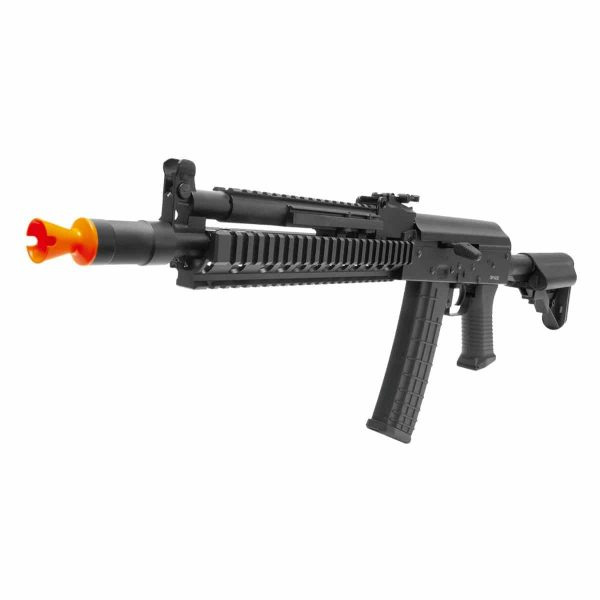 Rifle Airsoft AK-74 Full Metal Cyma CM040L Elétrico AEG 6mm