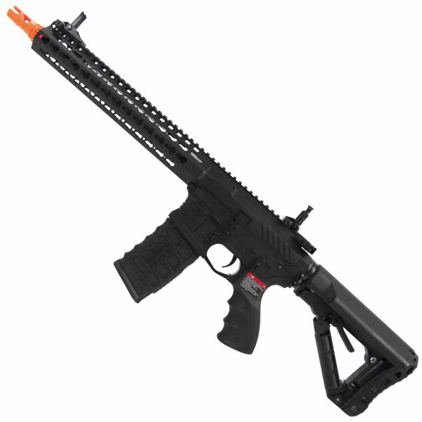 Rifle Airsoft CM16 SRXL M4A1 DMR 6mm AEG Black